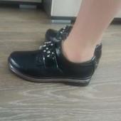 Туфли девочка демисезон