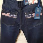 Мужские джинсы на флисе. Зимний джинс. 29-36. Заказ 19.11