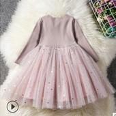 Нарядные платья для ваших принцесс. Есть размеры и цвета пишите Смотрим другие сп.