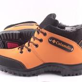 Качественные зимние ботинки. Есть в наличии остатки