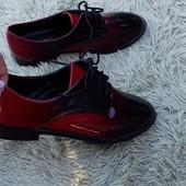 СП Шикарные туфли. модный цвет омбре! выкуп от одной пары напрямую со складов!