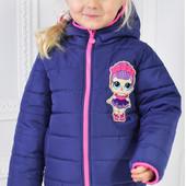 Минимальные цены Демисезонные куртки,костюмы ,ветровки,жилетки на девочек и мальчиков от 98 до 146см