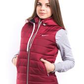 Выкуп! Огромный выбор женских жилеток! Легко, удобно и комфортно! 42-58 размер!