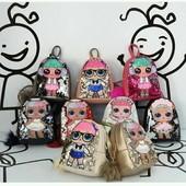 Детские рюкзаки лол