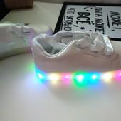 Кроссовки Светящиеся уже приехали