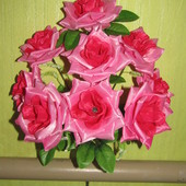 СП Искусственные цветы к поминальным дням без распаривания!