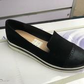 Стильные удобные туфли лоферы на каждый день