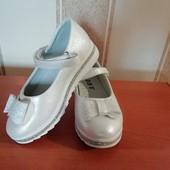 Новый сбор!!! Нарядные туфельки девочкам (26-31 р-ра) Фото реальные)