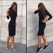Базовое платье футляр по очень привлекательной цене.два вида