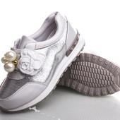Кроссовки для девочки. Рр 27-32.