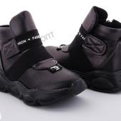 Демисезонные ботинки для девочек (26-31) СП