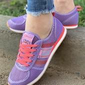 Сбор. Женские кроссовки и мужские сандали