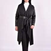 Пальто  кардиганы платья  для шикарных дам. СП +50 грн