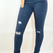 Очень красивые женские джинсики! С равными элементами - 2 вида!