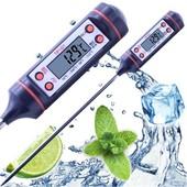 Термометр для еды цыфровой + тубус для хранения