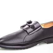 женские батальные туфли ..размеры 41.42.43