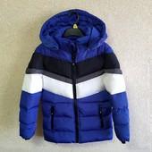 Зимние куртки для мальчиков Венгрия. Есть замеры и наличие