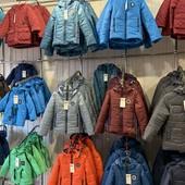 Ликвидация остатков , Без сбора ростовок, демисезонная курточка для мальчика, от производителя