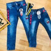 В наличии 116, 128, 140, 146см!!! Шикарные фирменные джинсы для мальчиков. Фирма Seagull