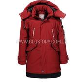 Куртка для мальчиков Glo-Story на меховой подкладке 110-160