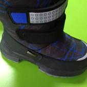 В наявності по 1ростовці!!! Термо взуття хлопчикам!!!