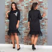 Платья, размеры +48