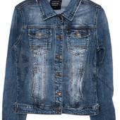 быстрый сбор джинсовой курточки, цена сказка!