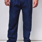 Мужские штаны ,пояс-резинка,брюки норма и батал