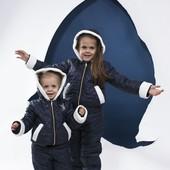 Детский зимний лыжный костюм (штаны + куртка), размеры 110, 116. Выкуп каждый день