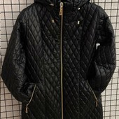 Куртка -пальто деми!! свободный 48рр и выкуп!!!качество шикарное.единоразовый сбор.замеры мои!
