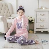 Шикарные мягусенькие теплющие женские пижамы под заказ