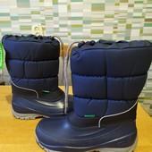 37-38 есть.Резиновые зимние ботинки Demar р.36-41, распродажа