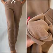 Тёплые трикотажные штаны! 6 цветов! Быстрый сбор!