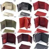 Кожаные сумки и кошельки )))