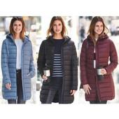 Ультралегкие стеганные термо пальто Blue Motion!