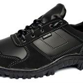 Кроссовки мужские прошитые на протекторной подошве (Z-12)
