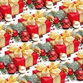 СП Бумага для упаковки новогодних подарков.Завтра выкуп