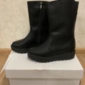 Зимние женские ботинки , ликвидация остатков 36-41 размер