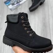 Зимние ботиночки по супер цене. Размер 43 и 44 в наличии ер 43