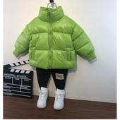 Детские куртки, пуховики, пальто