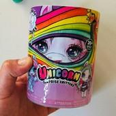 Кукла Единорожка Unicorn Surprise со слаймом и сюрпризами,Hairdorables Pets