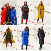 Модели 2020!!! Теплые стеганые куртки и пальто. Доставка бесплатная. S-6xl