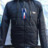 Мужская куртка демисезон и свитшот, Польша. СП без доп сборов и доплат.
