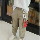 Самые стильные новинки штанов для мальчиков