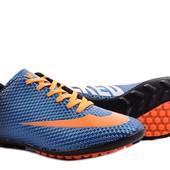 Футзалки мужские бампы обувь для футбола (МН-03-В)