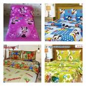 Детские комплекты постельного белья (большой выбор). В кроватку, полуторки, двушки.