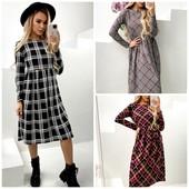 Красивые платья на каждый день! Большие размеры!