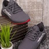 Мужские кроссовки 40-45р-ры,заказ от 1 ед,быстрая отправка.