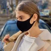 Защитная маска с неопрена!!!