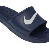 Тапочки, шльопки Nike Kawa Shower